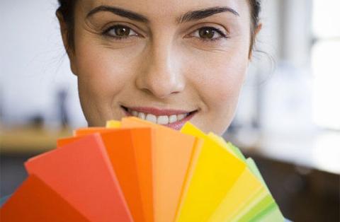 определение цветотипа от Вики Барвы