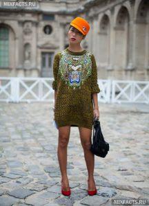 платье-свитер, фото 5 | Вика Барва