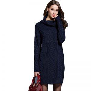 платье-свитер, фото 4 | Вика Барва