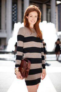однотонное платье-свитер, фото 2 | Вика Барва