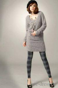 платье-свитер, фото 10 | Вика Барва