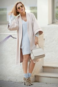 платье-свитер, фото 7 | Вика Барва