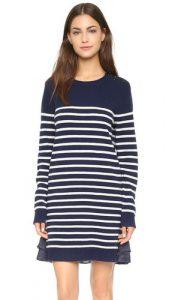 однотонное платье-свитер, фото 1 | Вика Барва