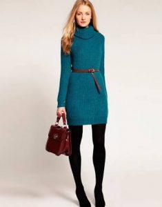 платье-свитер, фото 20 | Вика Барва