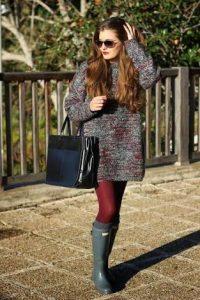 платье-свитер, фото 8 | Вика Барва
