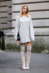 платье-свитер, фото 17 | Вика Барва
