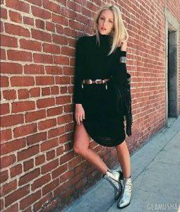 платье-свитер, фото 25 | Вика Барва