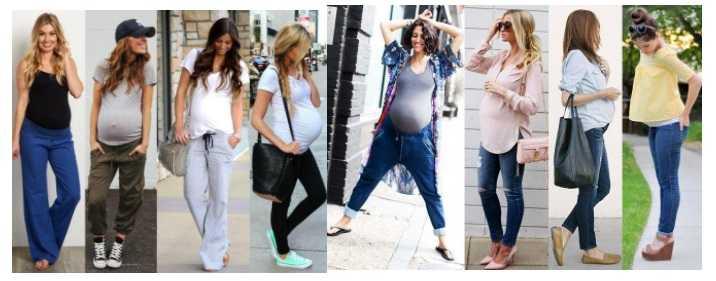 образы для будущих мам