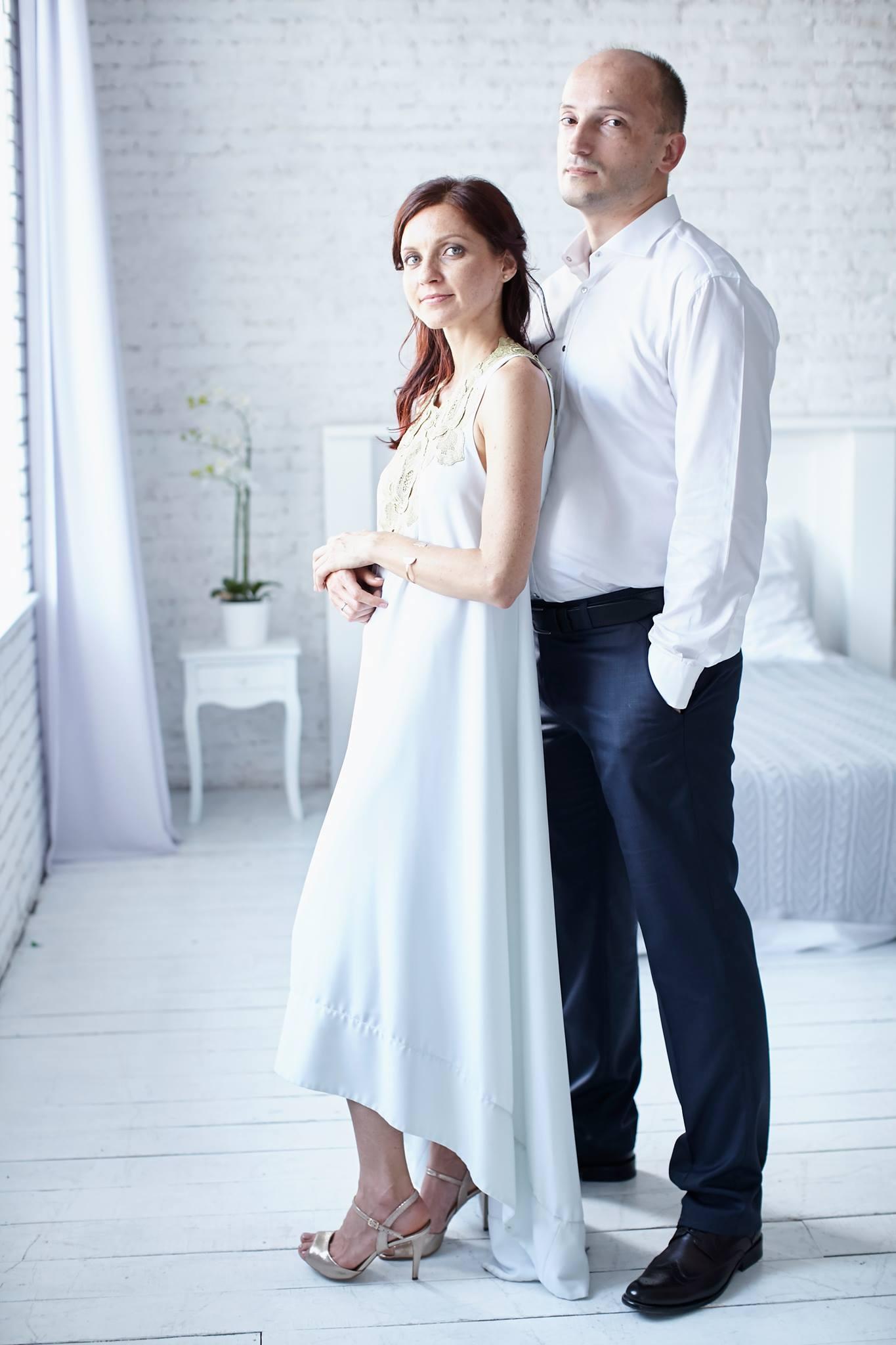 Свадебные образы для Ирины и Сергея
