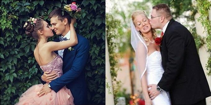 организация свадебной фотосессии