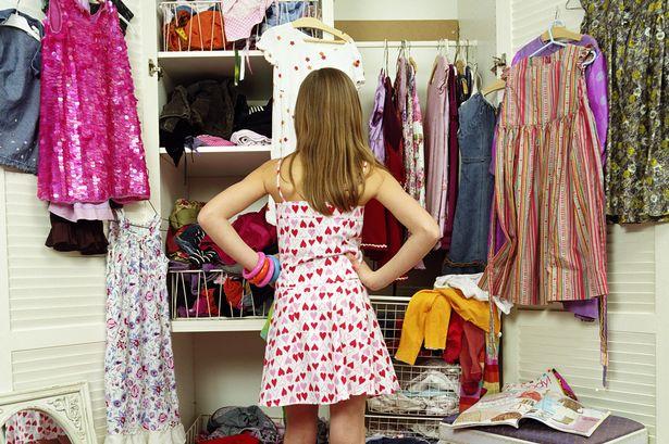помощь стилиста в подборе одежды